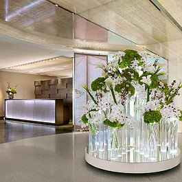 Lobby Hotel President Wilson, a Luxury Collection Hotel, Geneva