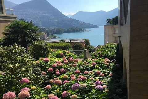 Vendita Appartamento con vista lago in centro Lugano