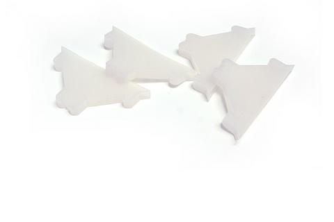 Stülpecken mit Rammschutz