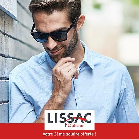 Chez Lissac votre 2ème solaire est GRATUITE* ! (*voir conditions en magasin)