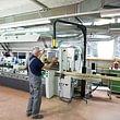 Modernste Hobeltechnologie, CNC gesteuerte Profilierautomaten