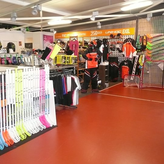 floorball-shop Weinfelden