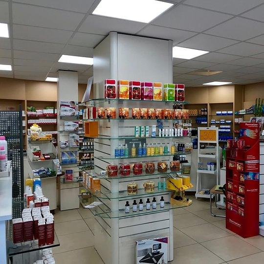 Pharmacie de Frontenex
