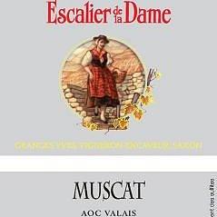 Muscat fin aromatique, un joli vin avec le fromage I, fein, aromatische, ein schöner Wein mit Käser