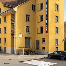 Ins Zentrum GmbH - Barrierefreier Zugang