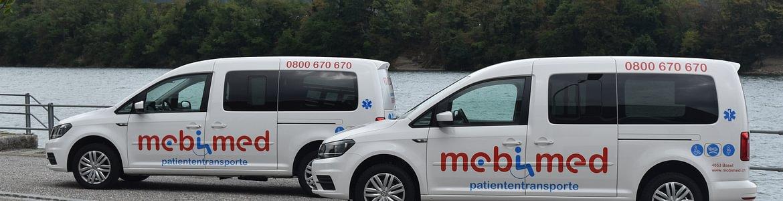 Mobimed Patiententransport
