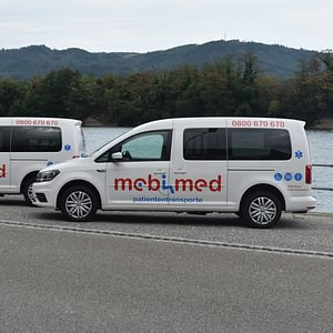 Mobimed Patiententransport