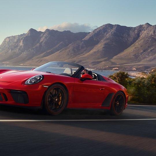 Porsche 911 Speedster - Centre Porsche Lausanne