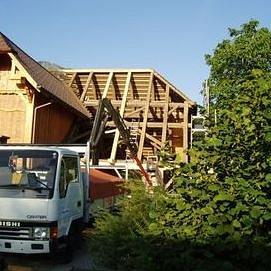 Krebs Bedachungen GmbH- Sanierungen, Umbau, Neubau, Reparaturen, Abdichtungen Region Thun / Simmental