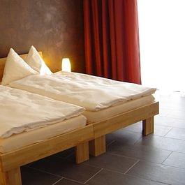 Moderne Hotelzimmer