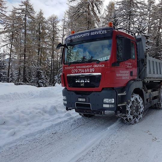 camion basculant 3 essieux
