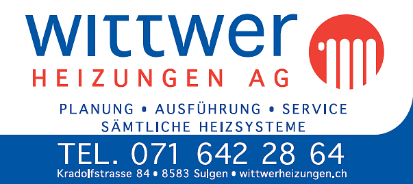 Wittwer heizungen AG