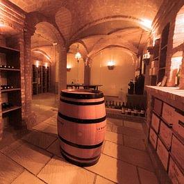 Weinkeller für Apéro