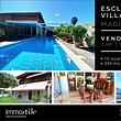 Vendesi a Magliaso esclusiva villa con piscina
