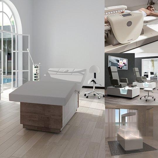 SPA: Spa- & Wellness-Einrichtungen sowie Kabinen_Konzepte