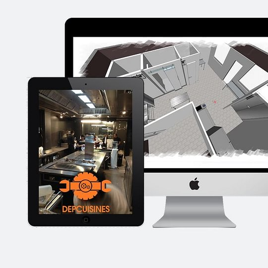 Dépannage, vente, location, agencement, réparations toutes marques