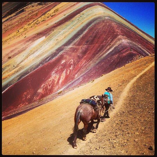 Ausangata Trek, Perú