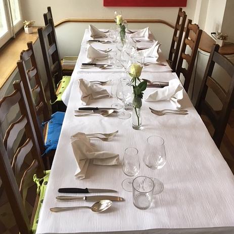 Au 1er Table d'Hôtes