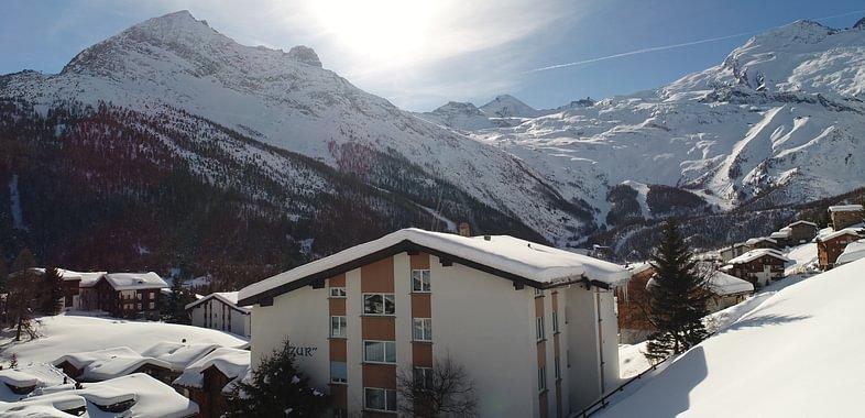 Wir heissen Sie herzlich Willkommen in Saas-Fee, der Perle der Alpen