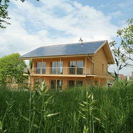 Photovoltaik - + thermische Solaranlage Altwis