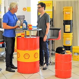 Shell Produkte