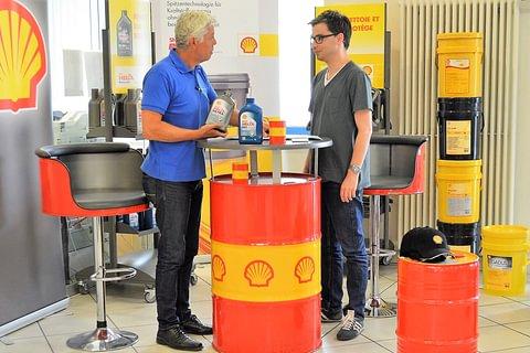 Shell Vertriebspartner