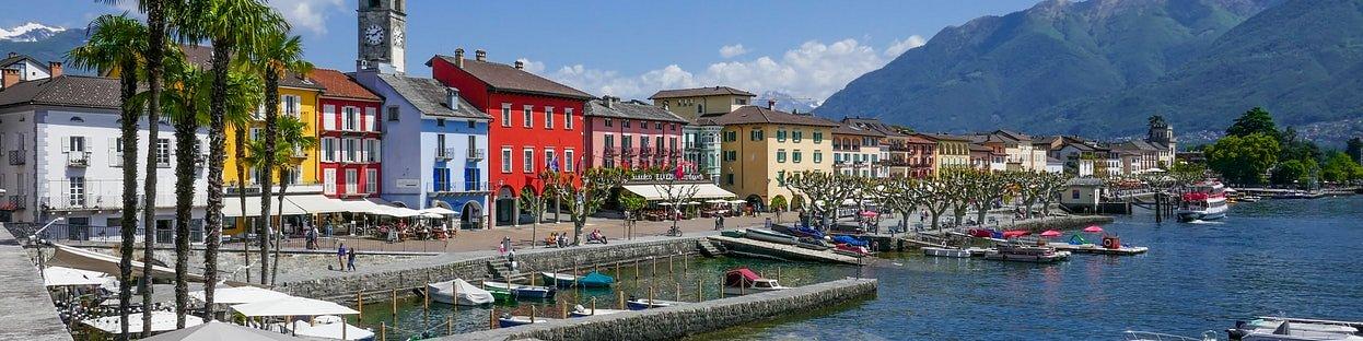 Ascona geniessen