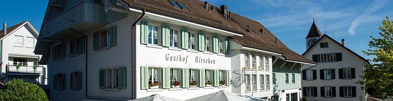 Gasthof Hirschen AG