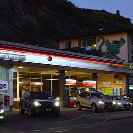 Garage Delta Michel Luyet & Fils SA