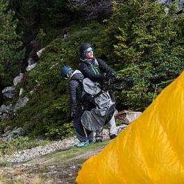 parapente biplace, Paragliding tandem à tout âge