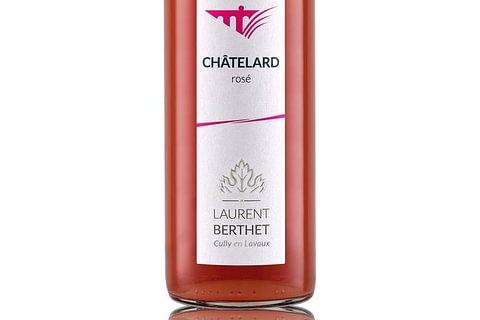 Châtelard rosé, Lavaux 2018