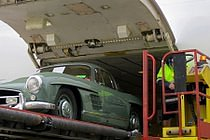 SECURE VEHICLE TRANSPORT