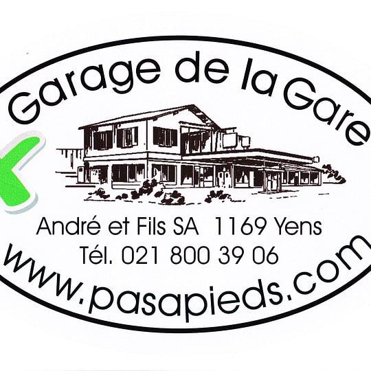 Garage de la Gare André & Fils SA