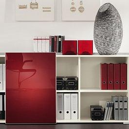 Palmberg (Schweiz) AG, SELECT Sideboard mit Glasschiebetür
