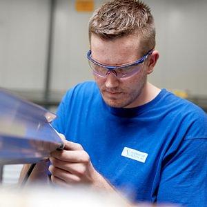 Mechanische Bearbeitung Aluminiumprofile
