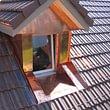 Spenglerarbeiten Dachgibel