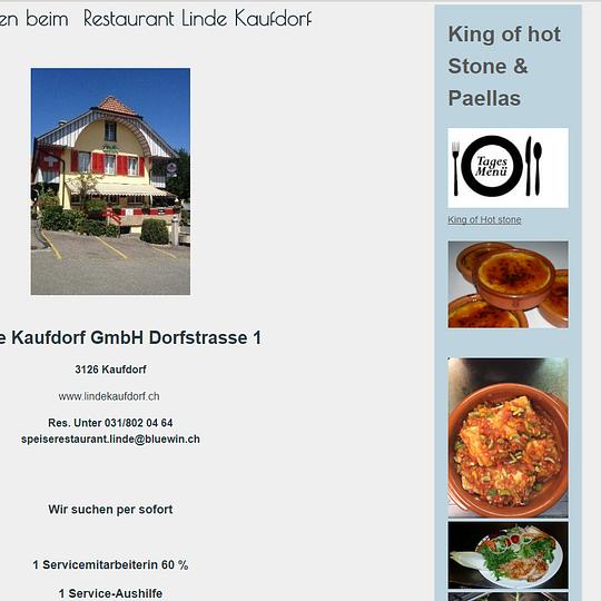 Restaurant Linde GmbH