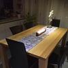 tavolo sala rovere