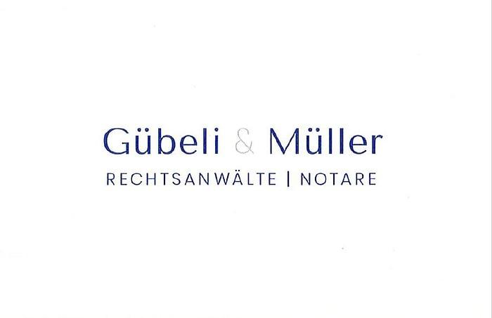 Gübeli & Müller, Rechtsanwälte / Notare