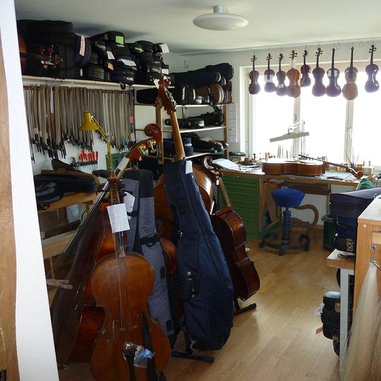 Geigenbauatelier Martin Keller