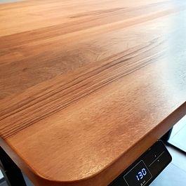 Schreibtisch Detail Controller Touch mit 4 Speicher