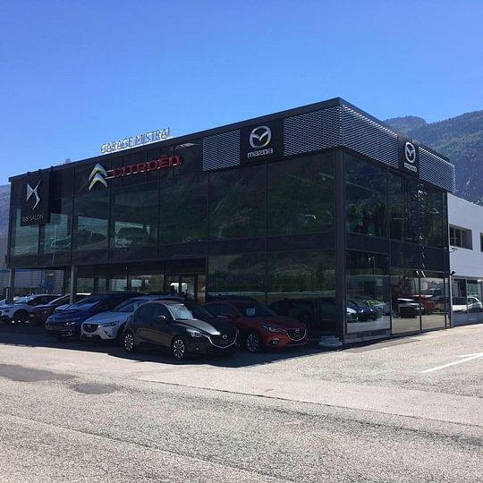 Garage Mistral Martigny SA