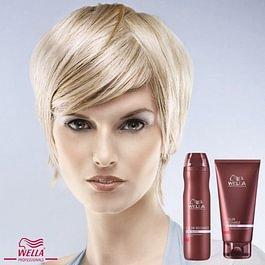 Neu eingetroffen!!! Sofortige Pflege für mit Farbpigmenten angereichertes Haar. Die optimale Pflege für Sonnengeschädigtes Haar. In den Nuancen von cool Blond bis red Brown erhältlich.