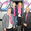 v.l.n.r. hinten Andrea Sandra Sauter Bürki, Michèle Löser/ v.l.n.r. vorne Heidi Bürki und Roland Bürki