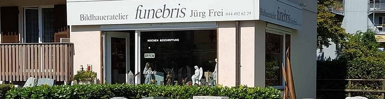Funebris Bildhaueratelier Frei