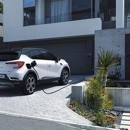 Garage du Crêt - New Renault Captur E-TECH