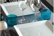 Vaisselle et art de la table - Assiettes carrées