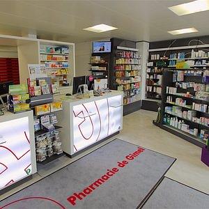 Shop en ligne : www.pharmagimel.ch Envoi de vos ordonnances à info@pharmagimel.ch