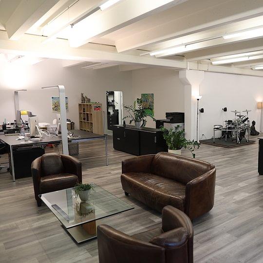 Die Büroräumlichkeiten der generation y GmbH