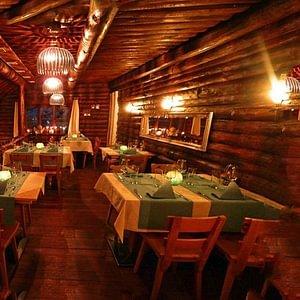 Restaurant Chasa Veglia in Sent